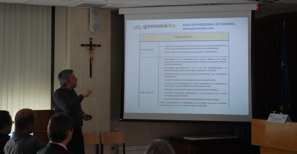 panoramica genoma4u